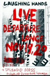 Poster for Departure Lounge